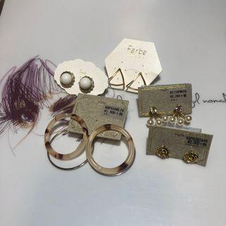 日本耳環 Japan earrings