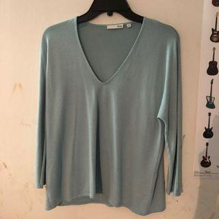 Aritzia Wilfred Free Long Sleeve Top