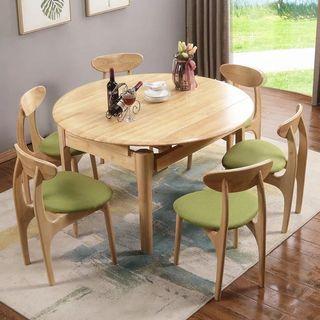 Dining Set/ Foldable Dining table & chairs