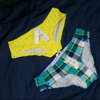全新 含吊牌 專櫃正版 正品 美國帶回 內褲 aero GILLY HICKS 歐美品牌