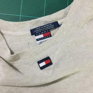 Baggy style tommy hilfiger