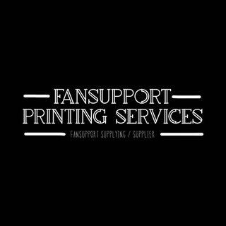 fansupport supplier / printing services