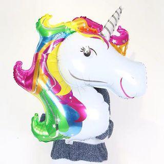 40'' Unicorn balloons