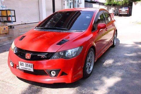 Honda Civic FD 2.0AT, thailand