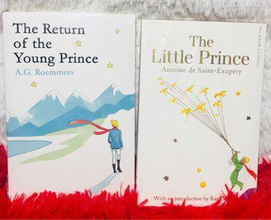 Little Prince & The Return of the Young Prince Set