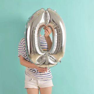 "🚚 36""Number Balloon (0-9)"