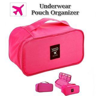 Portable Organizer Cosmetic Bag