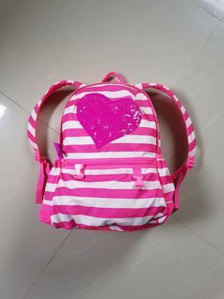Gap Junior Stripe backpack