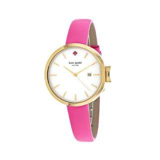 Kate Spade Park Row Watch Pink Leather Original KSW1268