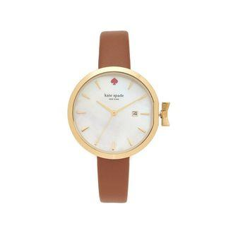 Kate Spade Park Row Watch Leather Strap Original