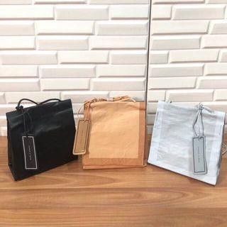 Charles and Keith paper esque crossbody bag