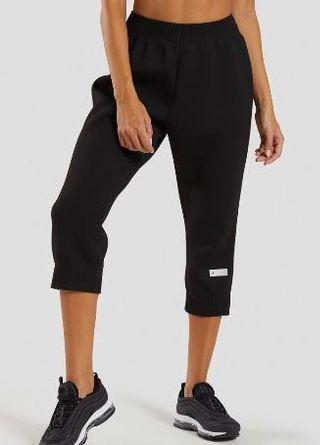 Gymshark Ruched Crop Joggers