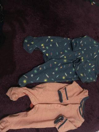 Sleepsuit -Mamas Papas