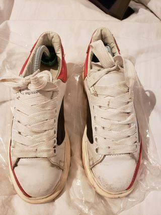 Alexander McQueen sneakers size 6