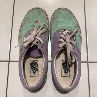 Vans - decent condition, just needs cleaning