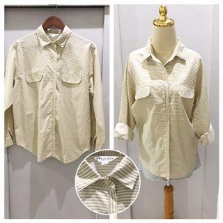 Cecilene oversize shirt