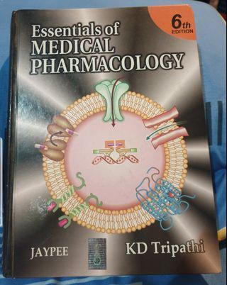 Pharmacology Essential of Medical