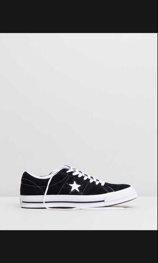 CONVERSE one star size 6