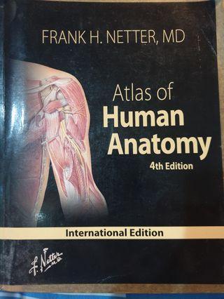 Atlas Anatomy ( Frank Netter)