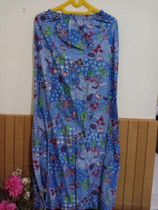 Set atasan Dan rok batik