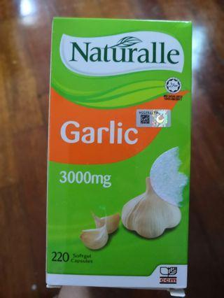 Naturalle Garlic 3000mg