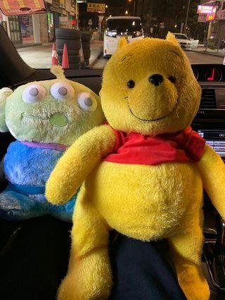 Winner the Pooh 正貨 60cm