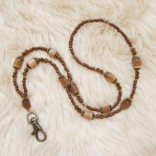 Essential Brown ID Lace