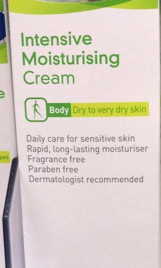 cetaphil intensive moisturing cream