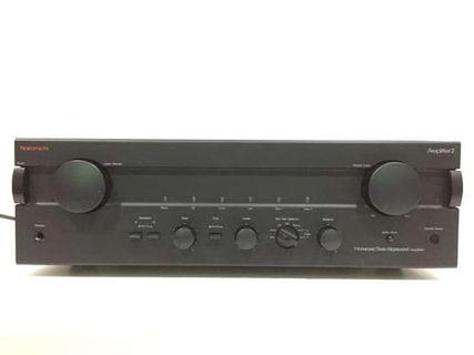 Nakamichi Amplifier 2 Stereo Integrated Amplifier