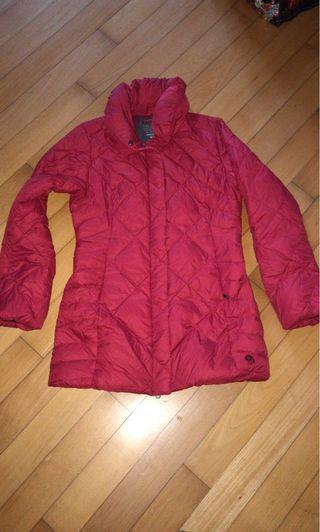 Mountain hardware women's long down jacket