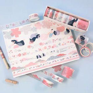 Masking Tape - Pink Fairy