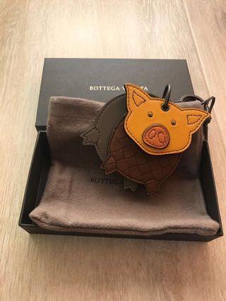 🚚 Bottega Veneta pig bag charm