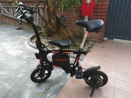 Electric bicycle for adult and kids