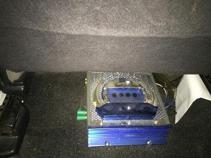 Power M / speaker