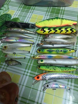 🚚 Fishing Lures