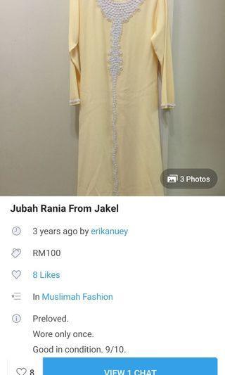 Jakel Jubah