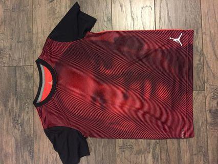 jordan's t shirt
