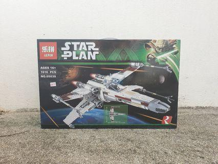 Lepin 05039 - Red Five X-Wing