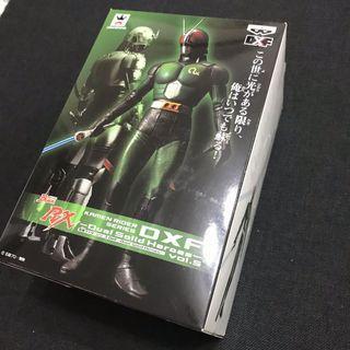 DXF vol 12 Kamen Rider 幪面超人 假面超人 Black