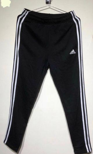 [Brand New] Adidas Essentials 3 Striped BK7446 Track Pants