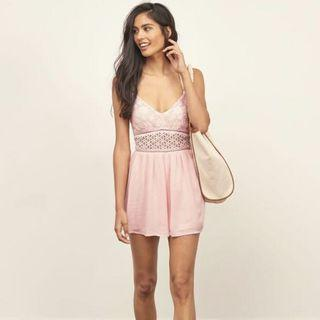 A&F Abercrombie and Fitch Romper
