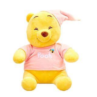 🚚 維尼粉色睡衣