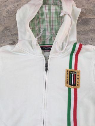 Kappa X Large Italia Ancient Roman Hoodies