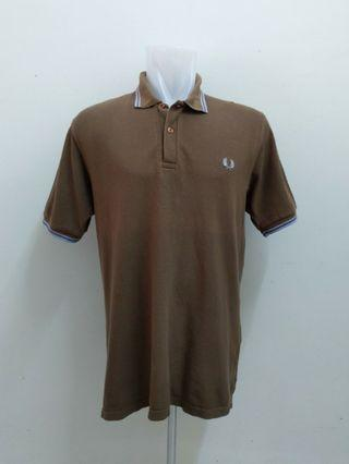 Fred Perry polo ringer