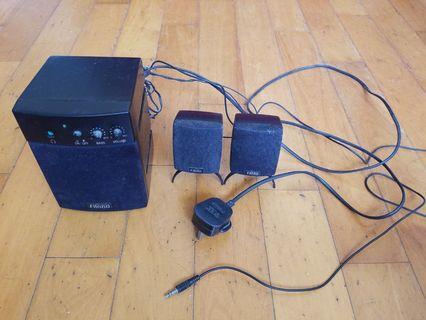 電腦喇叭 Filand speaker