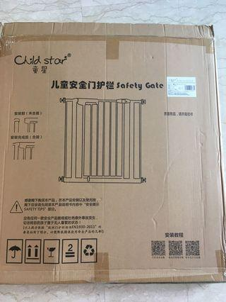 Baby Security Barrier Gate