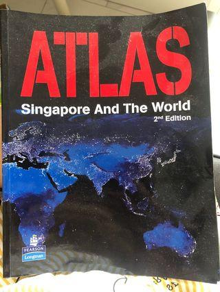 🚚 ATLAS Singapore And The World 2nd Edition