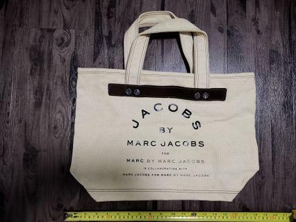 New unused Marc Jacobs Canvas bag