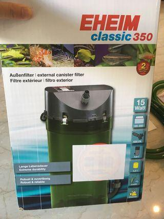 Eheim 2215 Classic 350 Canister Filter