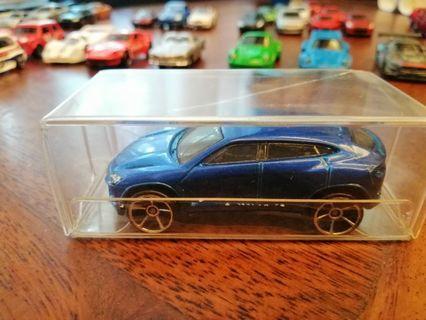 Lamborghini Urus Blue Mattel Hot Wheels Hotwheels Car #MGAG101